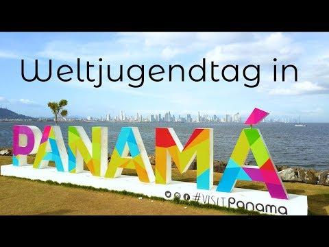 Weltjugendtag in Panama - Sei dabei!