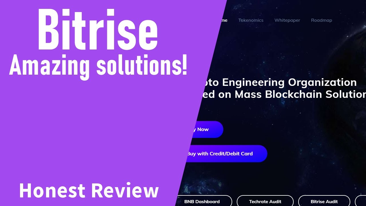 🔥 REVOLUTION FOR AUDITS? | BitRise and their amazing solutions! | NEXT SAFEMOON?
