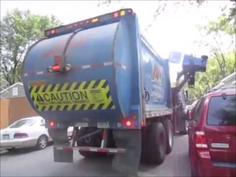 Minnesota Garbage Trucks pt.4    (MGT4)