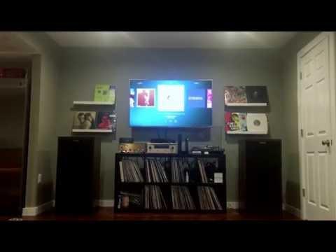 Klipsch Chorus II HI-Fi setup Part 1