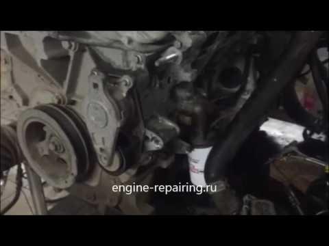 Ремонт двигателя Ford Explorer 3,5 dgb