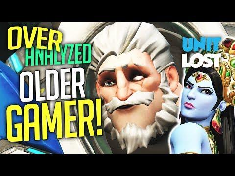 Overwatch Coaching - Gold to Diamond?! Older Gamer! - 1885 SR - [OverAnalyzed]