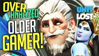Overwatch Coaching - Gold to Diamond?! Older Gamer! - 1885 SR - [OverAnalyzed]