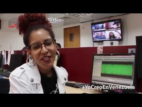 Nelcy González se suma a la campaña #YoCreoEnVenezuela
