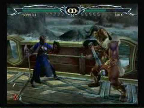 GMV - Soul calibur III - Never forgotten power of the raging winds (Rhapsody of fire)