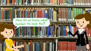 How to find books in the library thumbnail