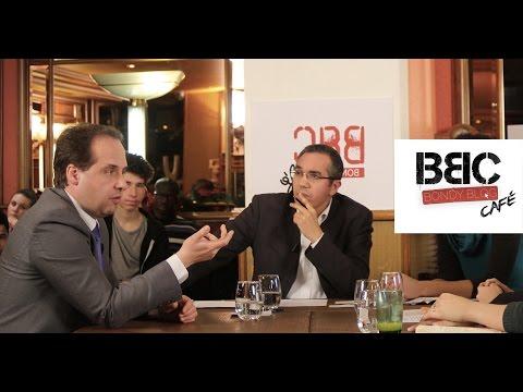 Jean-Christophe Lagarde invité du BONDY BLOG CAFÉ [INTÉGRALE -  Débat 18/01/2014]