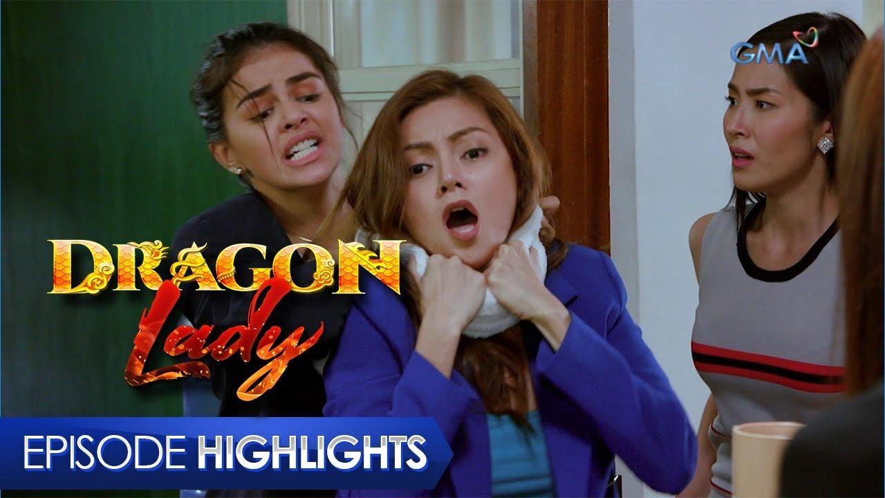 Dragon Lady: Gigil na gigil na si Scarlet! | Episode 49