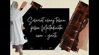 Download Gellen Martadinata - Selamat ulang tahun || cover by yanti (audio & lyric)