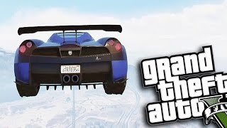 GTA 5 - Corrida das EXPLOSOES e o VIDEO GAME QUEIMOU?