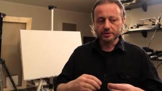 Ч.1. Интуитивная живопись и рисование от Игоря Сахарова
