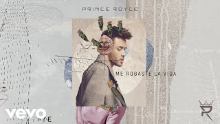 Gambar cover Prince Royce - Me Robaste la Vida (Audio Video)