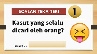 Download Lagu Teka Teki Lucu Lawak Rakyat Malaysia Part 1 Gembira Edutv 2020 MP3