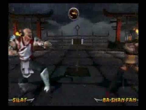 Mortal Kombat Armageddon Arcade Baraka