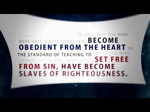 Slaves of Righteousness (Romans 6:18) - Tim Conway