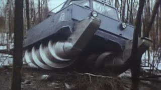 Top Secret of the Soviet Union all-terrain vehicle
