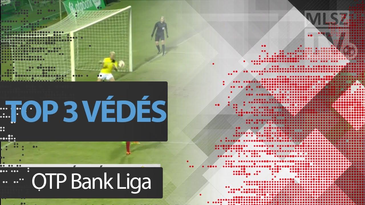 TOP 3 VÉDÉS – 22. forduló | OTP Bank Liga | 2017/2018