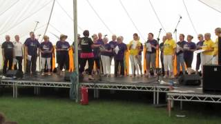 Fun Chorus at Long Eaton Festival
