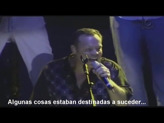 Can't Help Falling In Love With You  -  UB40 (En Vivo) -   Subtitulado Al Español