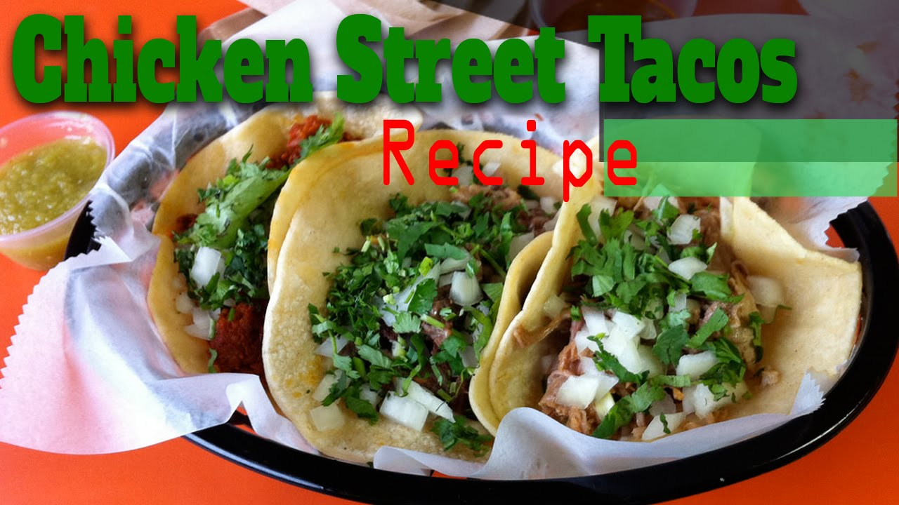 Simple authentics chicken street tacos recipe youtube simple authentics chicken street tacos recipe forumfinder Image collections