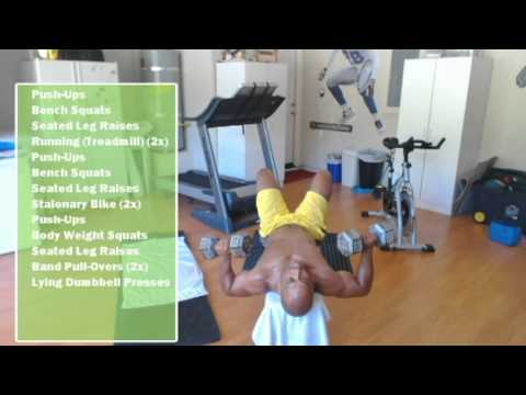 20 Minute Ultimate Muscle Confusion Workout for Triathlon Preparation