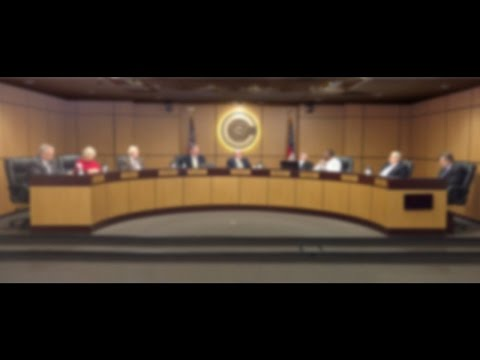 2017-04-20 7pm School Board Meeting