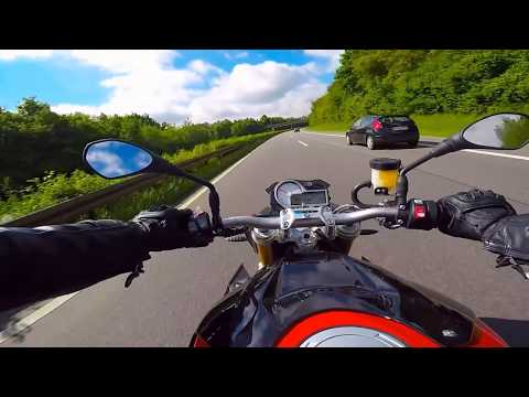 Newbie's First Motorcycle Quest, Ep02: 2017 BMW S1000R - Test Ride