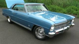 1966 Chevy Nova SS walk around video