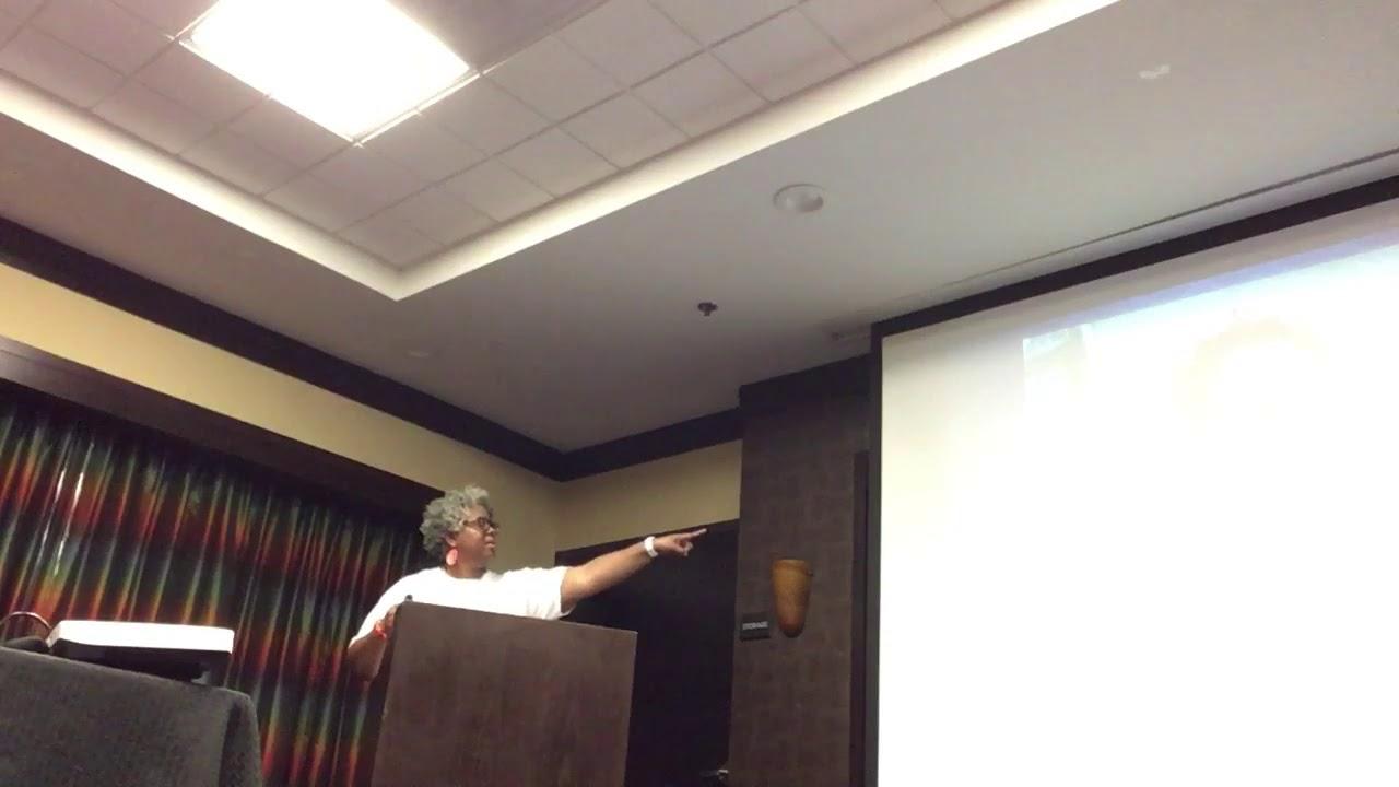 A Winning Attitude - Best Selling Author & Inspirational Speaker Pastor Rhovonda Brown