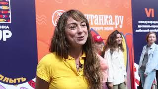 Компания DIDRIKSONS - партнер фестиваля Фонтанка - SUP