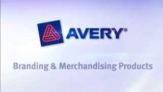 Avery Branding & Merchandising Products