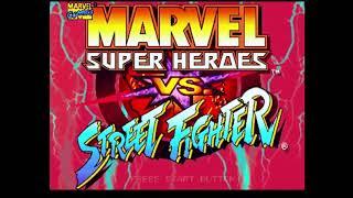Capcom 2D Fighters on the Sega Saturn