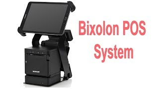 ... system includes a specialized tablet stand designed for the bixolon srp-q300 mpos cube printer. compatible with android and ipads any 10.1″ t...