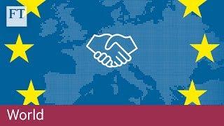 How the EU customs union works