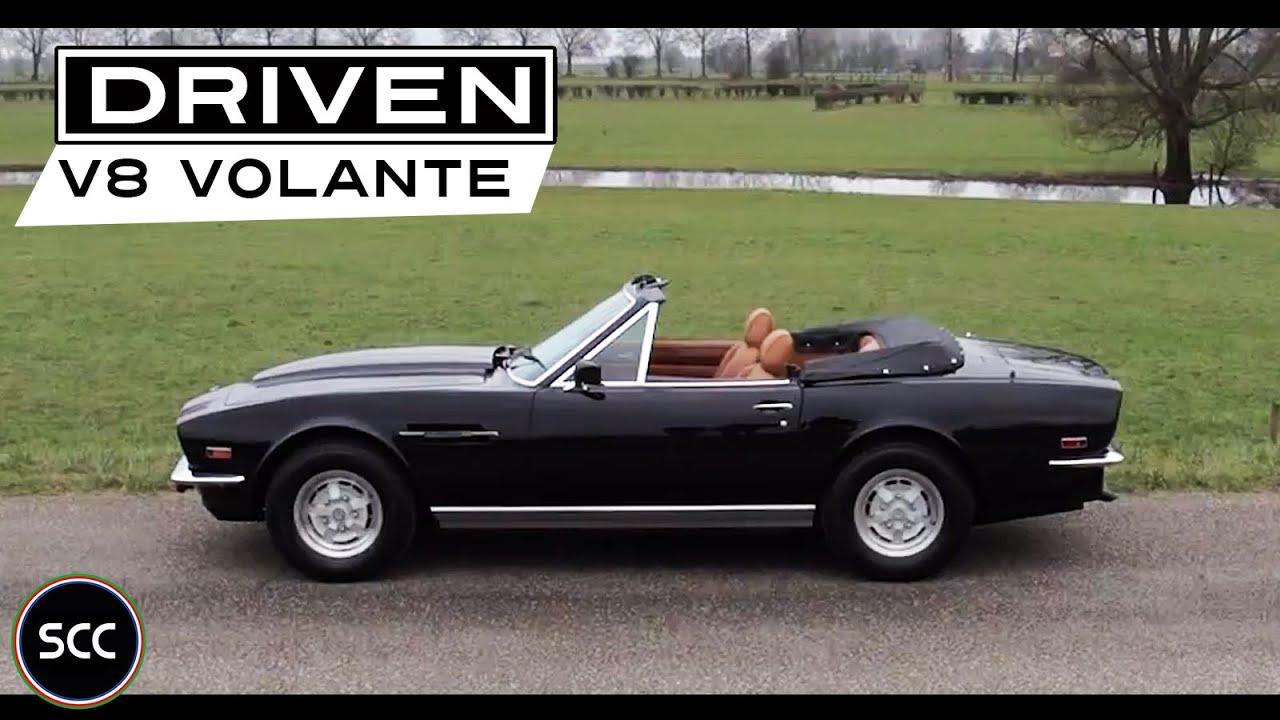 ASTON MARTIN V VOLANTE Full Test Drive In Top Gear V - Aston martin volante