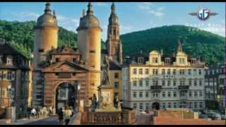 Harz Mountains and Rhine Gorge Rail Tour