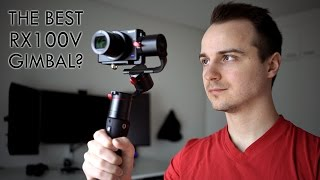 Pilotfly C45 Gimbal Unboxing and Test Footage (Sony RX100 V) 4K