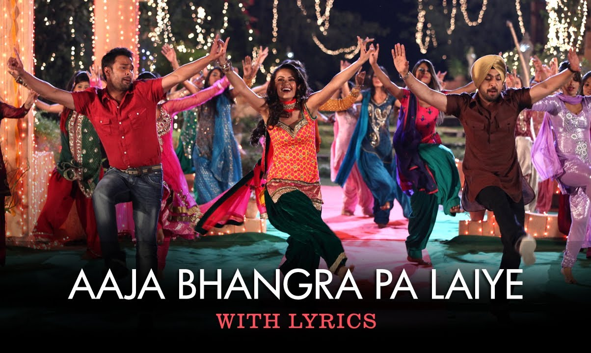 aaja bhangra pa laiye mp3 song
