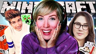 REACTING TO MY OLD MINECRAFT VIDEOS!