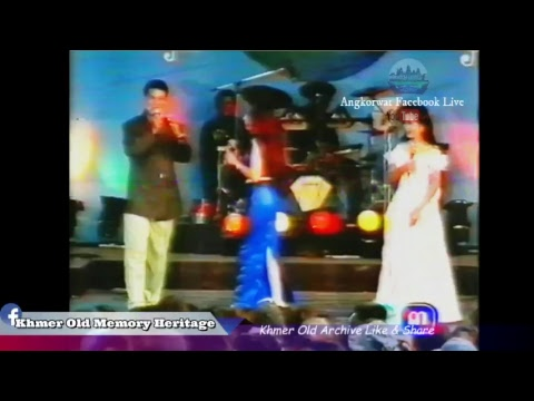 Khmer old concert TV   -The world Of music Vol 50 Old Khmer video - VHS Khmer old-