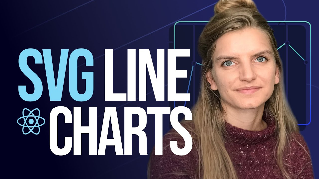 Learn How to Build SVG Line Charts in React JavaScript