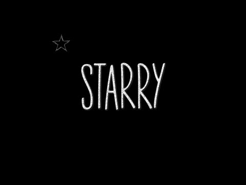 starry: a bball video by rainman