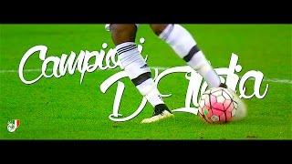 Juve 2015/16 - Campione D
