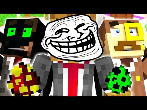 TROLLING AND BETRAYING AUSTIN AND ANDREW - MINECRAFT MODDED MONSTERS INDUSTRIES