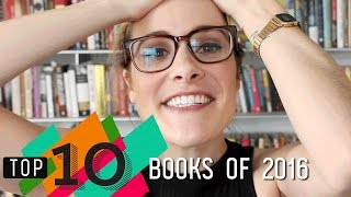 Top 10 Books - Top 10 Books of 2016 | Crooked Kingdom, Jenny Han & More!