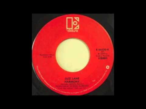 Harmony - Suzy Lane (7 inch Edit)