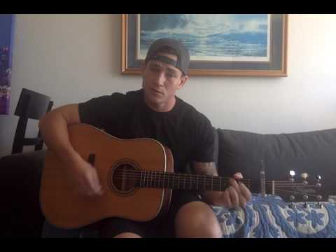 Wanna Be That Song - Brett Eldredge Cover Cody Fox