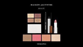 Alors voici l'ensemble maquillage (à 50% de rabais) que je porte, qui réchauffe et illumine le regard https://maisonjacynthe.ca/fr/ensemble-coquet Et bonne ...