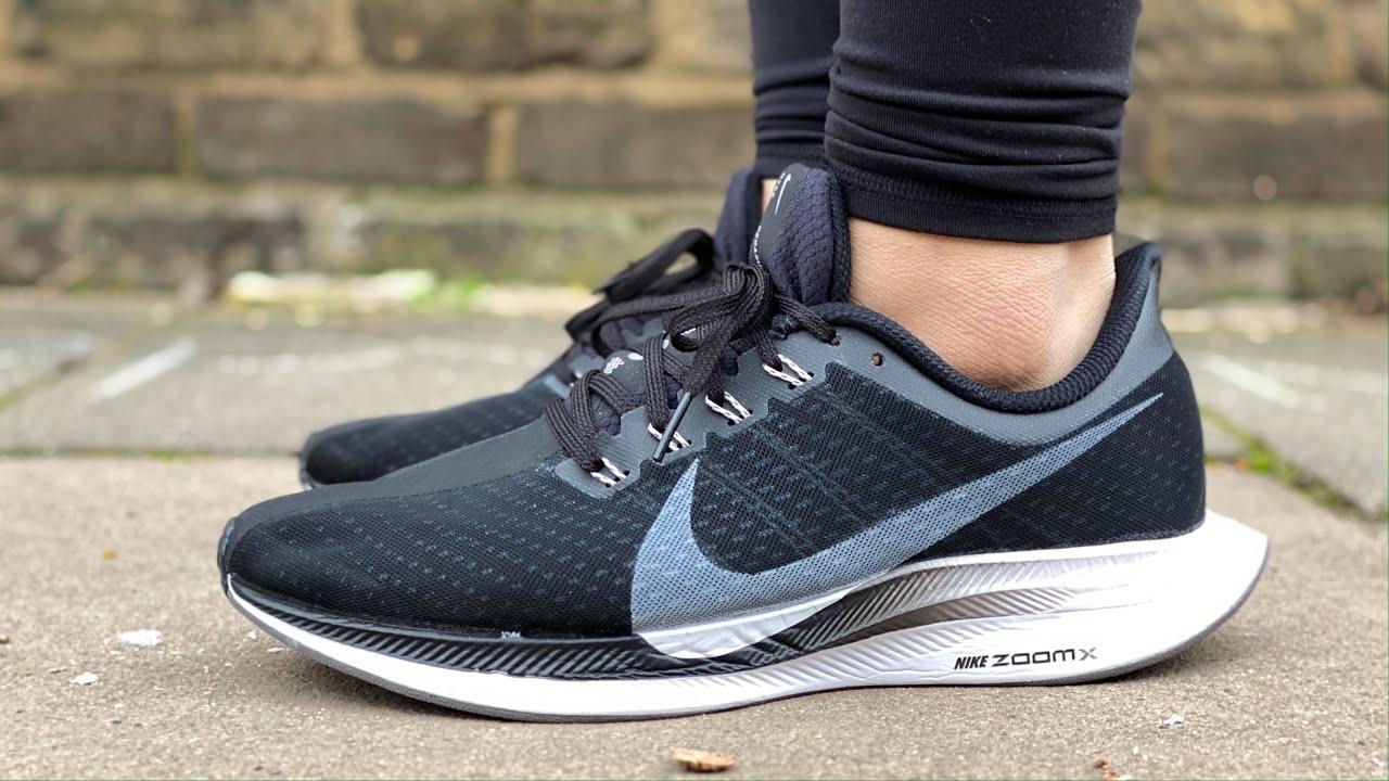 Nike Zoom Pegasus 35 Turbo (Black/Vast