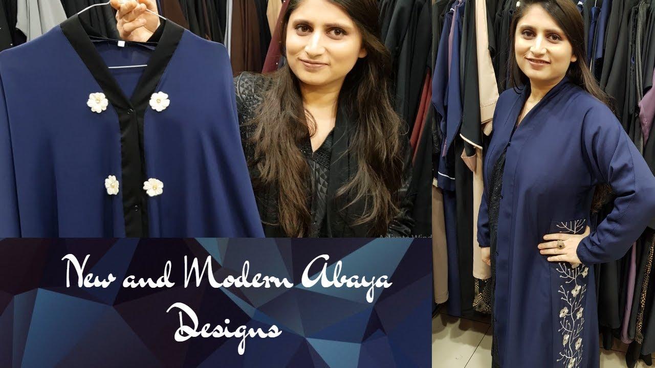 Latest Abaya Designs Discount On Abaya Akaria Mall Riyadh Uroosataha Youtube